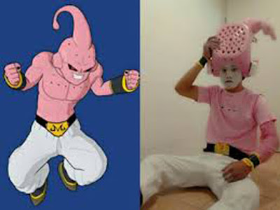 Coaplay Kid Buu