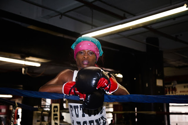 womens boxing Brittany Carmichael New York Magazine