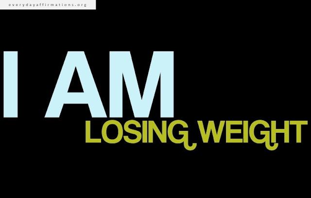 Weight Loss Affirmations, Affirmations for Weight-loss
