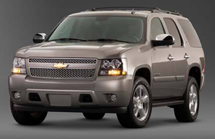 Best New Cars  Chevy Tahoe