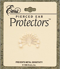 risc handmade earring tips for those with sensitive ears