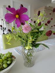 blomsterne...