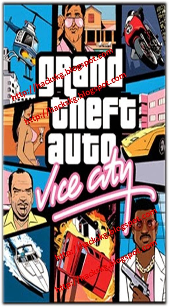 gta vice city saved games free  for mobile