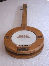 White Horse mountain banjo
