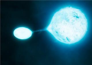 massive stars pair
