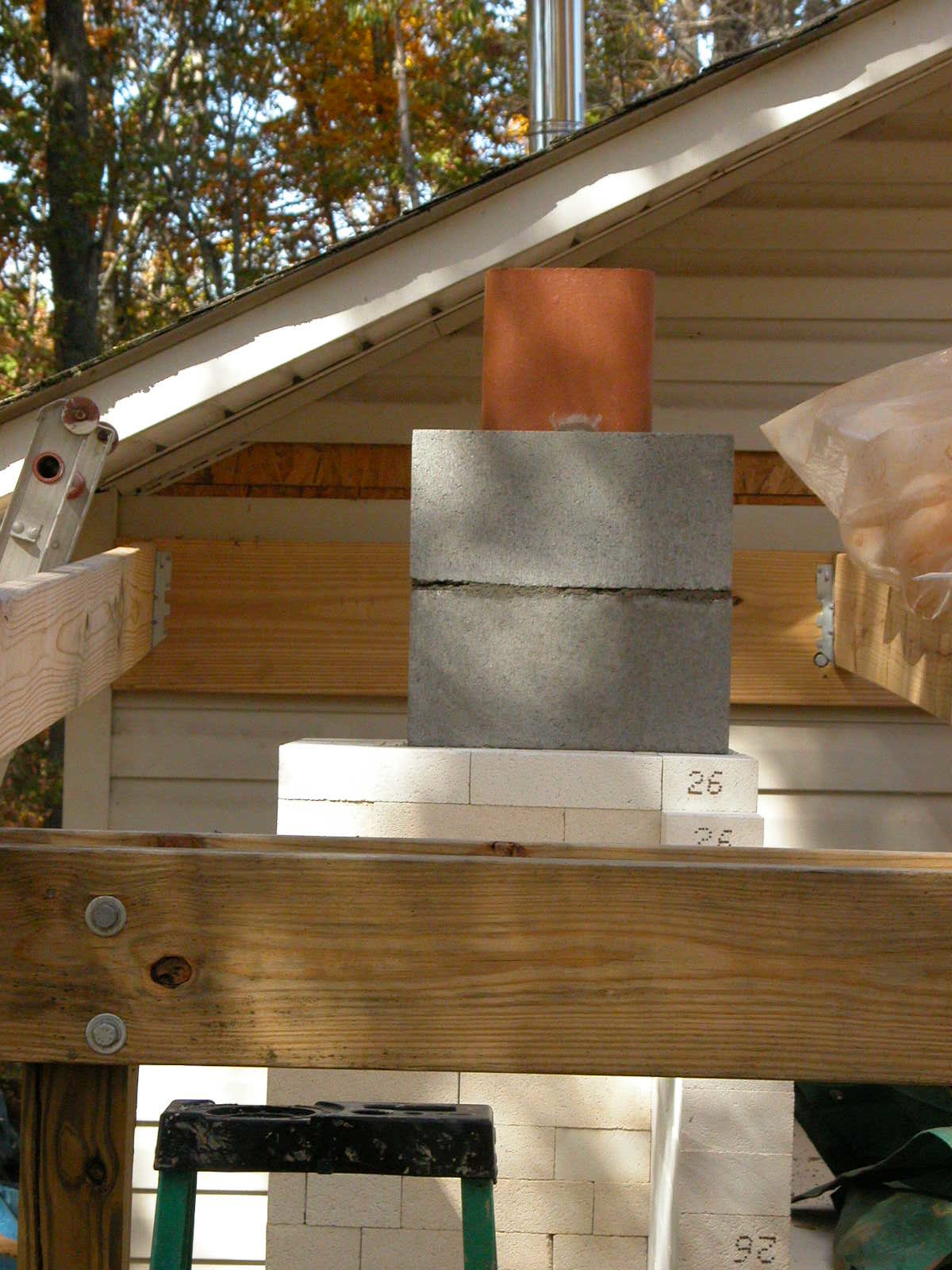 Kiln Project November 2011
