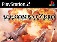 Game Ps2 - Ace Combat Zero The Belkan War
