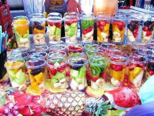 fruta lanche