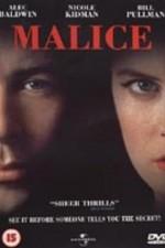 Watch Malice 1993 Megavideo Movie Online