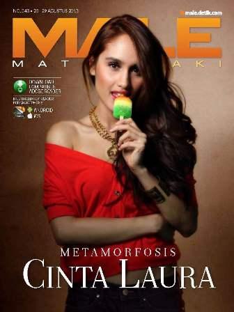 Majalah MALE 043 - Cinta Laura