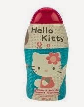 Prueba el champú de Hello Kitty