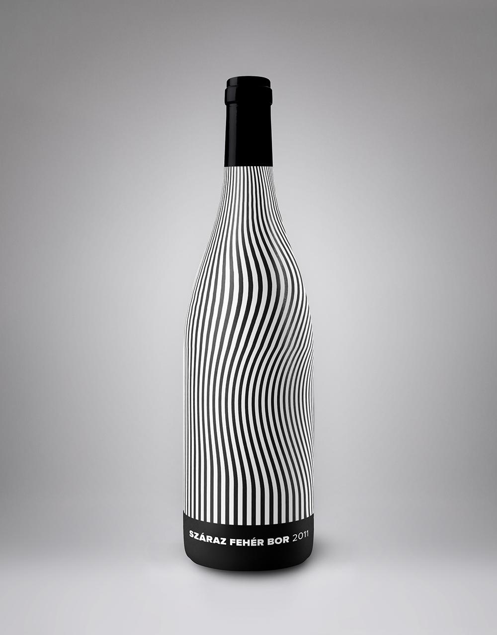 Hrsz. 737 Wine Label Concept