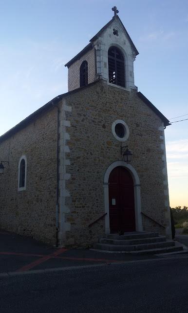 la chapelle de Rousse