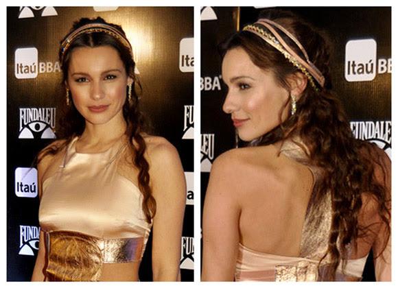 Peinados 2014 argentinas Fundaleu