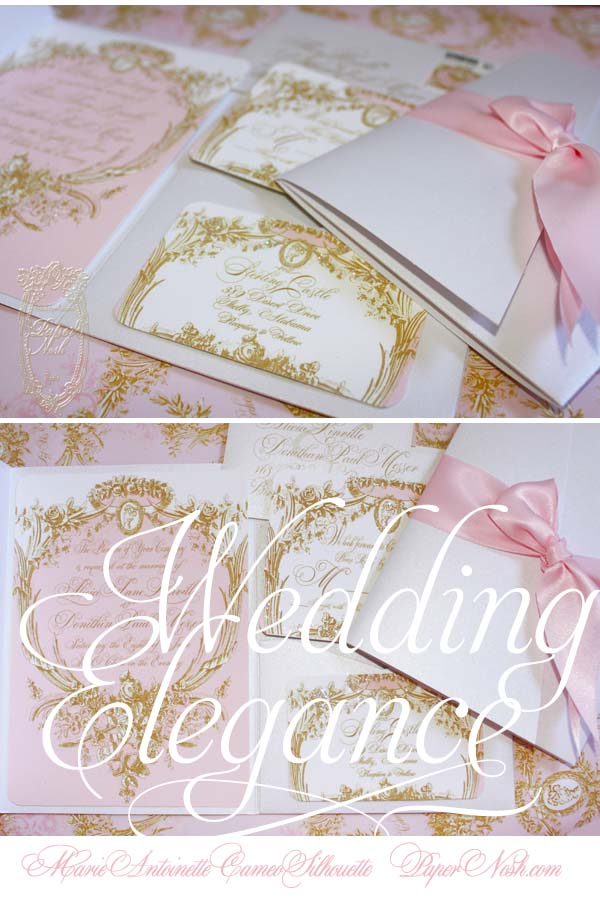 la pink paperie The blog for Paper Nosh: Wedding Elegance from Paper ...
