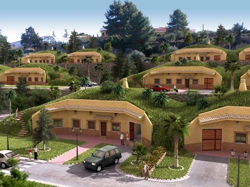 Carpe diem educaci n ambiental viviendas ecol gicas - Casas ecologicas espana ...