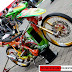 Modifikasi Honda Drag 2014