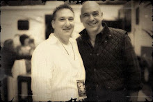 Lou & Chef Michael Symon