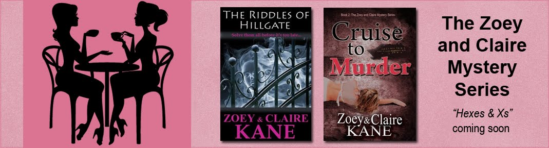 The Zoey and Claire Mystery Series