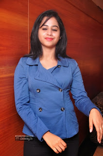 Swathi-Deekshith-Stills-at-Homeo-Trends-Logo-Launch