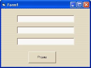 FAQ : Cara Memunculkan Pesan Bila Textbox Masih Kosong