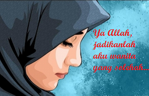 Kumpulan hadis islami wanita solehah