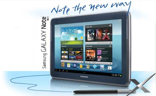 Samsung Galaxy NOTE 10.1, N8000, Custom Rom List