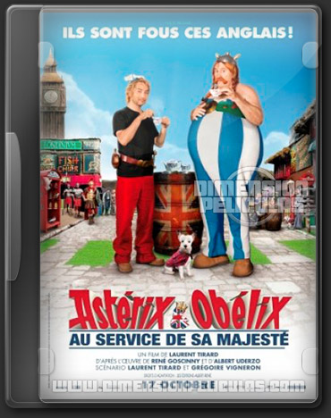Asterix and Obelix God Save Britannia (DVDRip Frances Subtitulada) (2012)