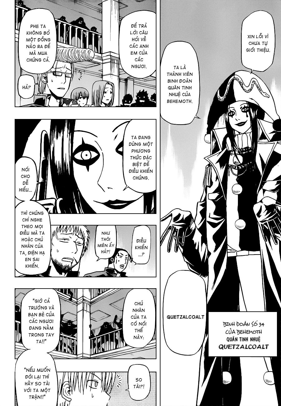 Vua Quỷ - Beelzebub tap 121 - 18