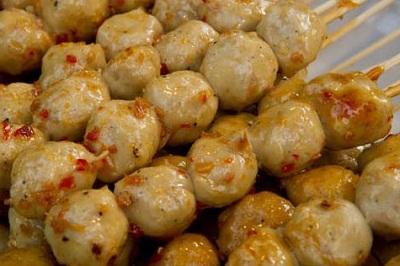 Resep serta Cara Bikin Cilok Bumbu kacang