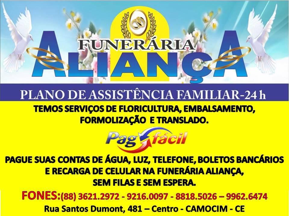 FUNERÁRIA ALIANÇA-CAMOCIM