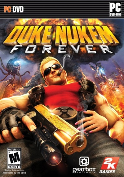 Duke Nukem Forever PC Full Español