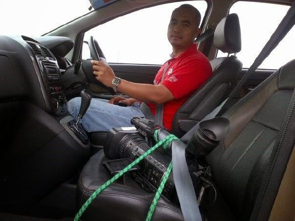 Cara duduk pandu kereta defensif - Siri 2