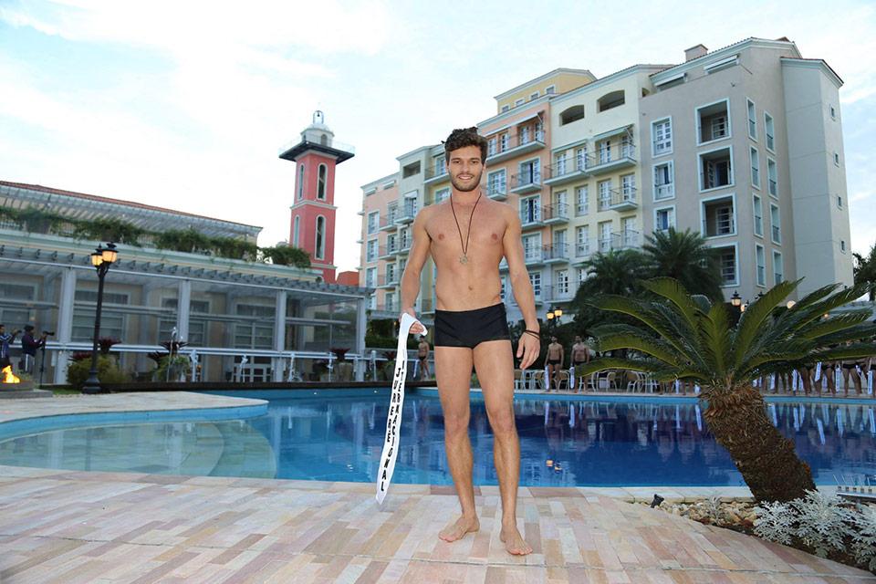 Mister Jurerê Internacional - Matheus Costa, 27 anos, 1,84 m - Foto: Leonardo Rodrigues