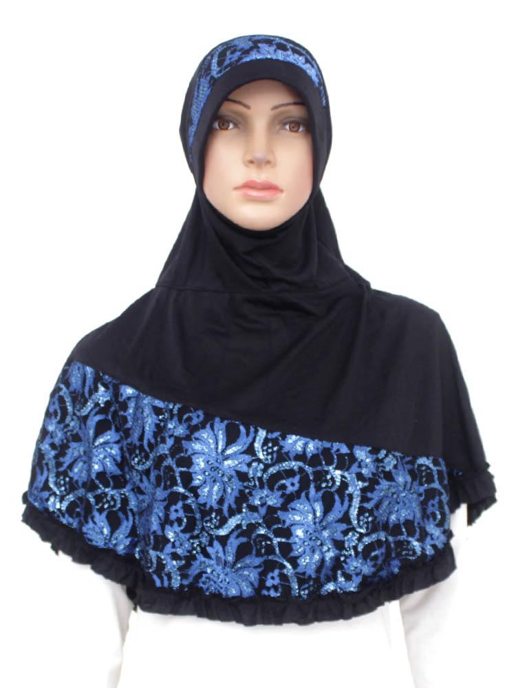 Jilbab Cantik Muslimah Jl154 Busana Muslim Baju Muslim