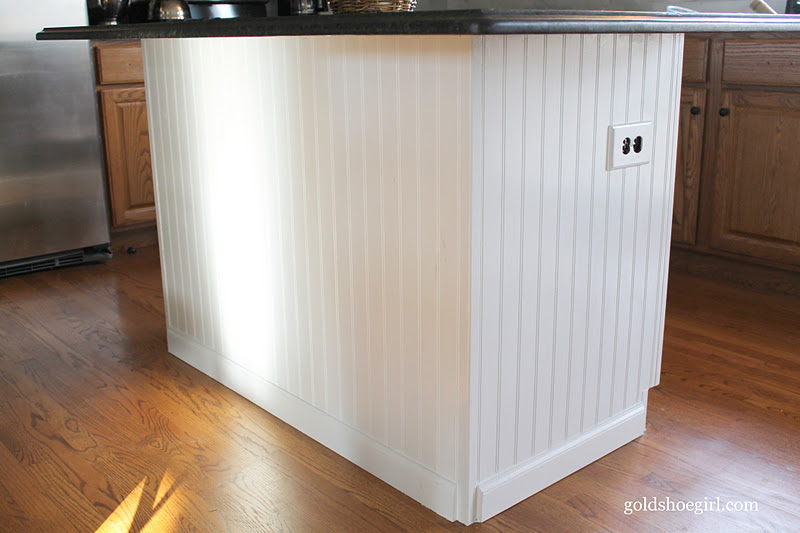 kitchen island wainscoting ideas html with Kitchen Island Before After on Huge Walk In Closets also How To Install Picture Frame Moulding The Easiest Wainscoting Style Ever also Kitchen Table Online also P10161170 further Fence Board Planked Wall How To.