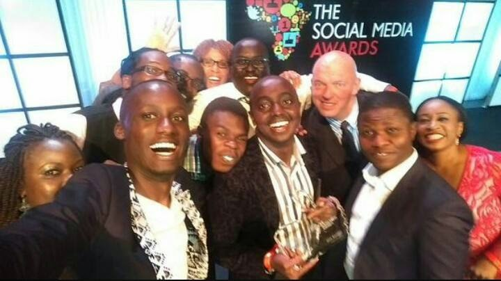 2014 social media africa awards winners