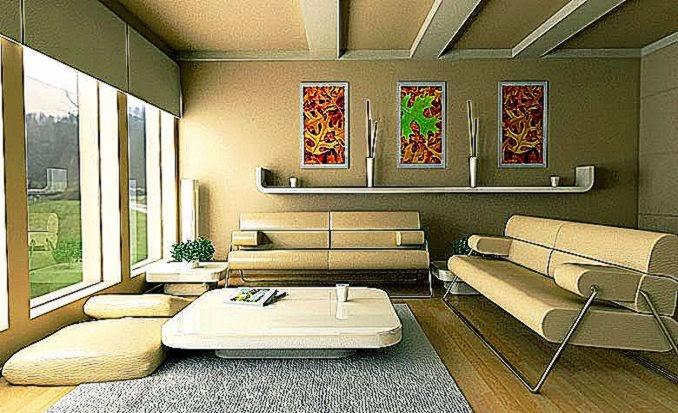 Desain Interior Rumah Minimalis Modern Keren  Arsitek Rumah