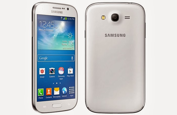 Samsung Galaxy Grand Neo listed on the Samsung website