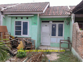 Over Kredit Rumah Setu Bekasi Cicilan 600ribuan Cuma 65juta
