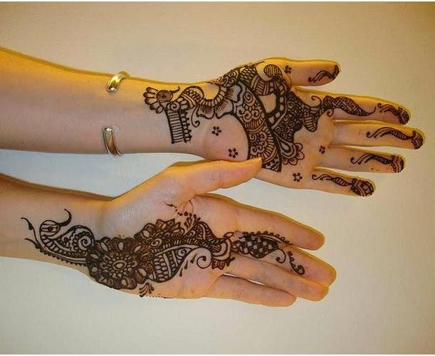 Mehndi Designs Wallpaper : Bridal mehndi designs special eid