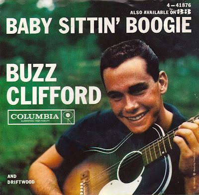 Buzz Clifford - Baby Sittin\' Boogie