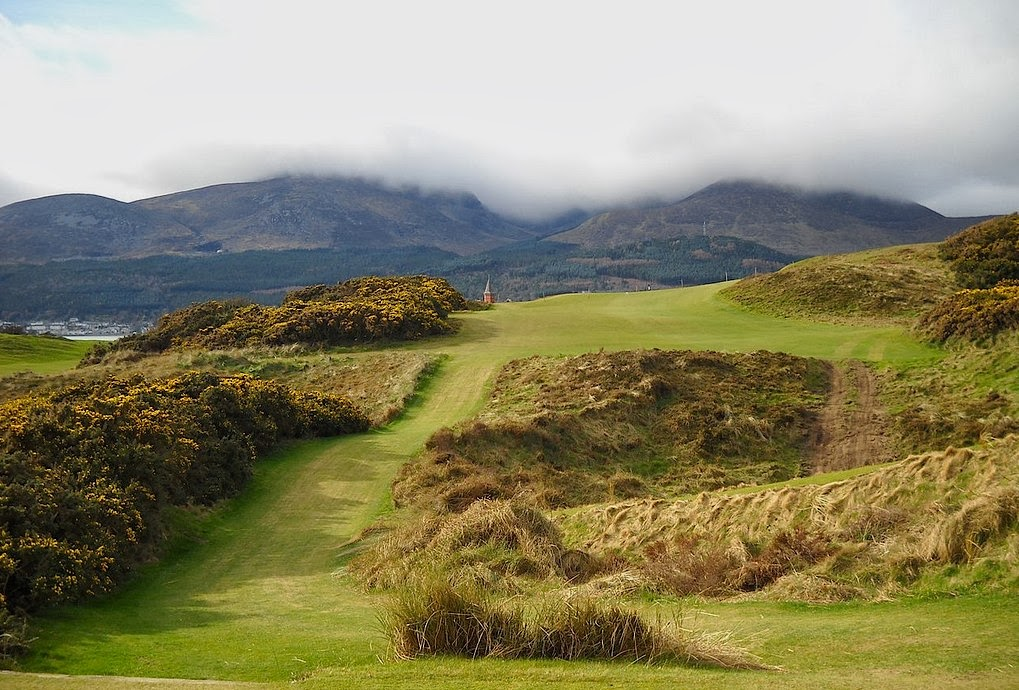 Hooked ireland 39 s golf courses irish open heading for for Royal county down