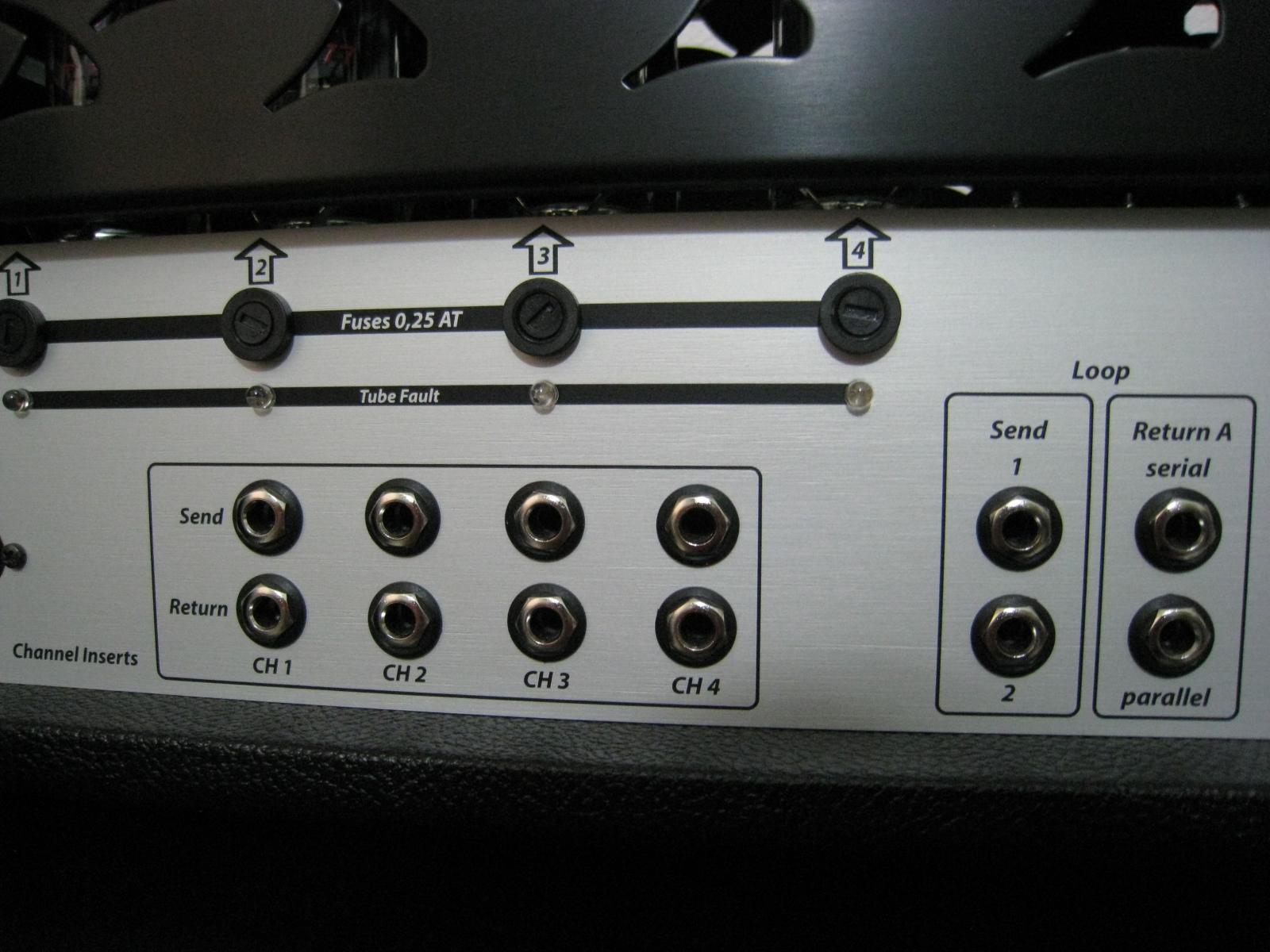 Mix-blender buffer, mixer  fx