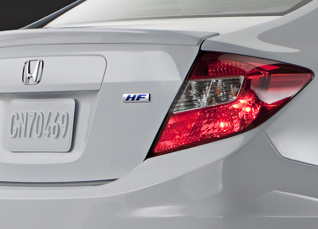 Novo Honda Civic 2012 HF