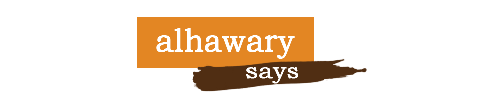 [alhawary says]