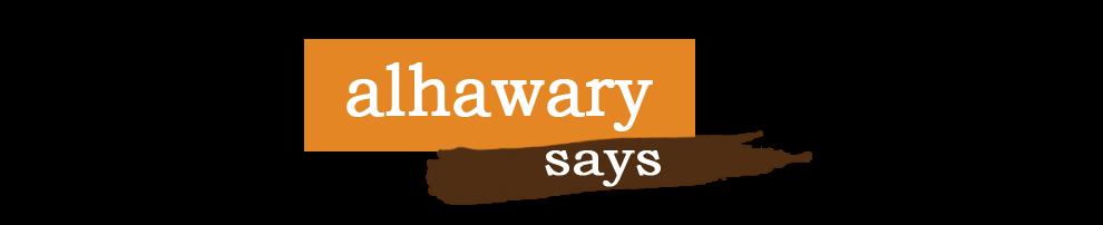 [alhawary says]