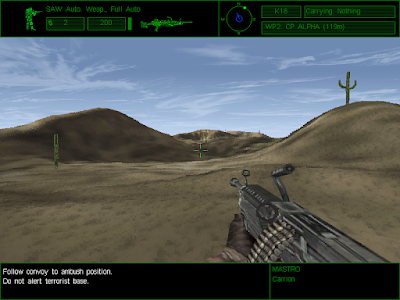 Delta Force Game Compressed File For PC