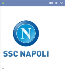 SSC Napoli Emoticon
