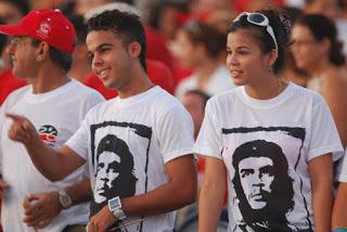 No van a impedir el orgullo de aprender del Che